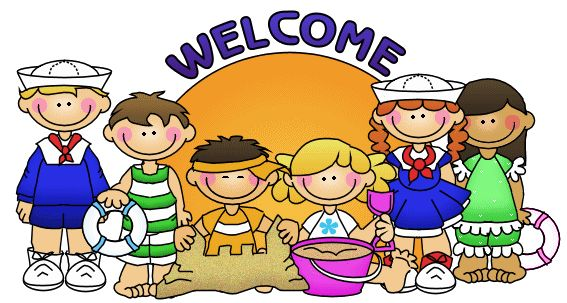 Welcome Clip Art | Ideas, tips, and links to start preparing for back to school!!