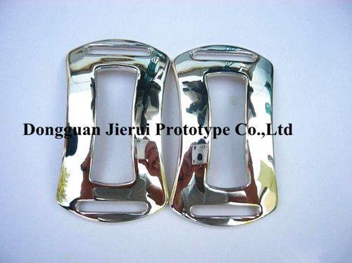 flashlight parts cnc rapid prototypes