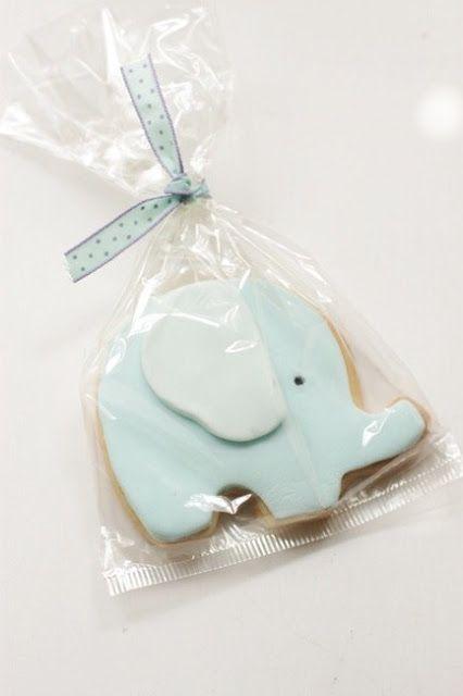 hello naomi: cute elephant cookies!
