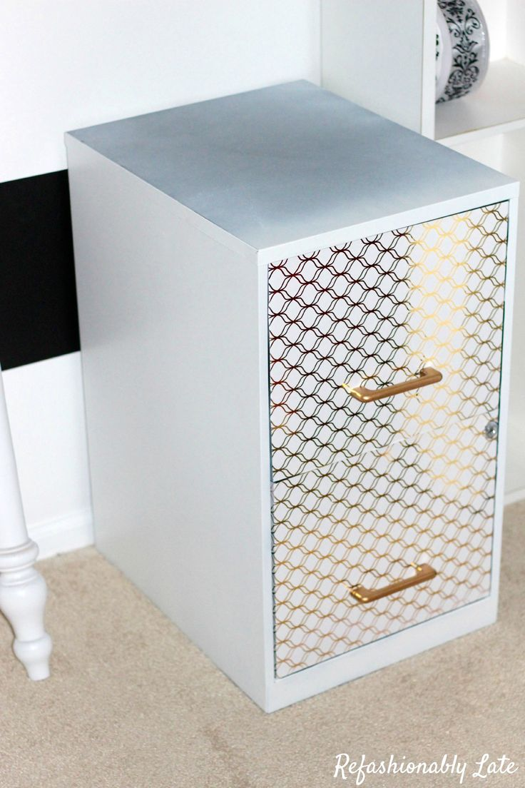 Best 25+ File cabinet desk ideas only on Pinterest ...