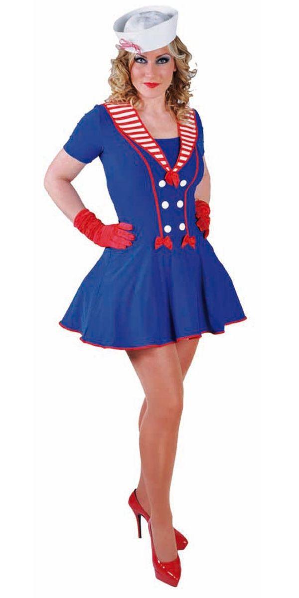 Women's Sailor Fancy Dress & Navy Costumes   Fancy Dress Ball Fancy Dress Ball
