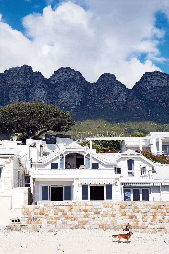 Bakoven Beat | Most perfect villa spot on Bakoven beach in Cape Town