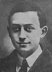 Enrico Fermi as a student in Pisa