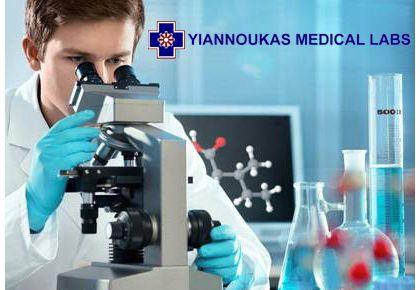 €23 από €89 (Έκπτωση 74%)  Αιματολογικές Εξετάσεις για Πρόληψη & Καλή Υγεία - Χημεία Yiannoukas - Λευκωσία - Λεμεσό - Λάρνακα - Τώρα και επαρχία Αμμόχωστου!