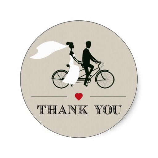 1000 images about wedding thank you stickers on pinterest