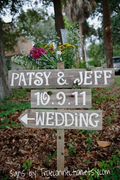 139 best jewish wedding ideas images on pinterest petit fours fall wedding signs decorations must have wedding decorations featured large font 3 with a stake junglespirit