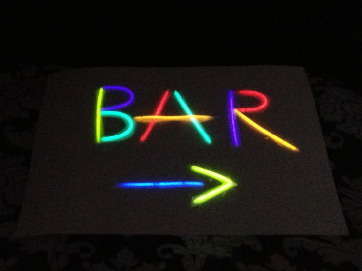 132 best Neon nights party ideas images on Pinterest Glow party - fresh periodic table of elements neon