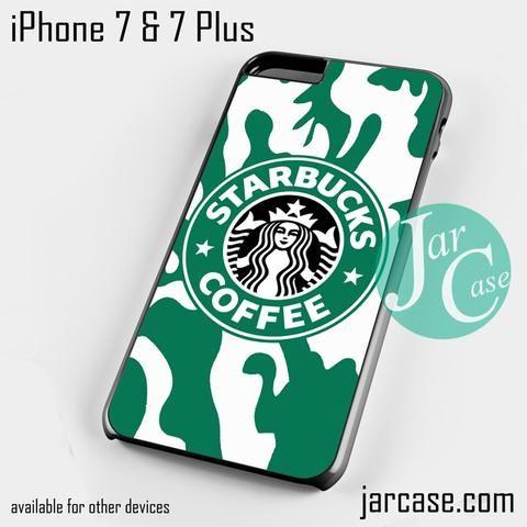 Starbucks Original Camo Phone case for iPhone 7 and 7 Plus