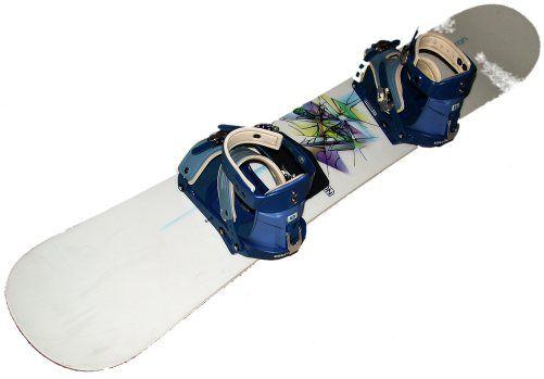 Prancha para prática de Snowboard.           – Wikipédia, a enciclopédia livre
