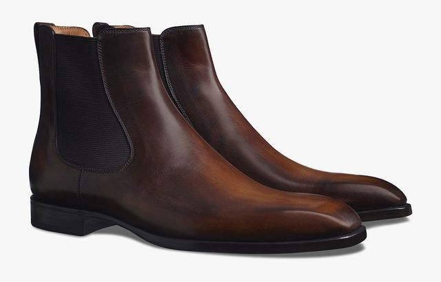 Classic Capri Leather Boot