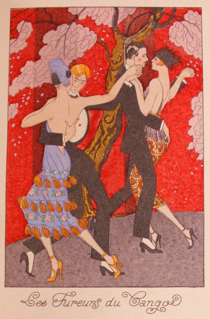 Tango from the 20's