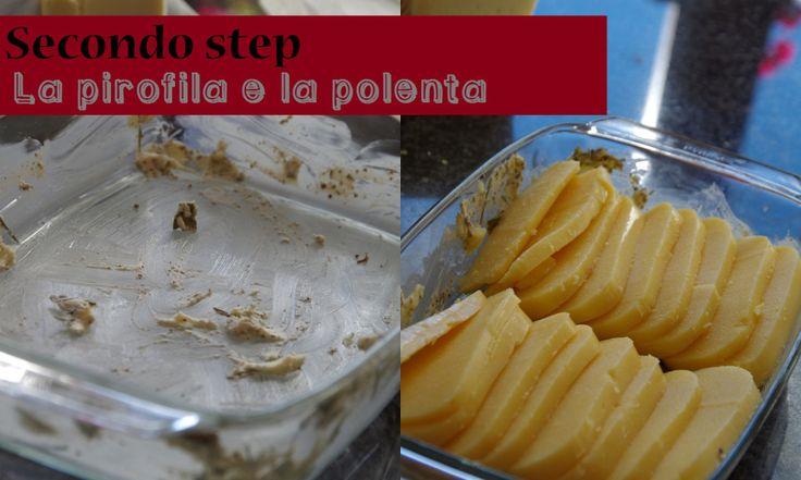 polenta pasticciata - la pirofila