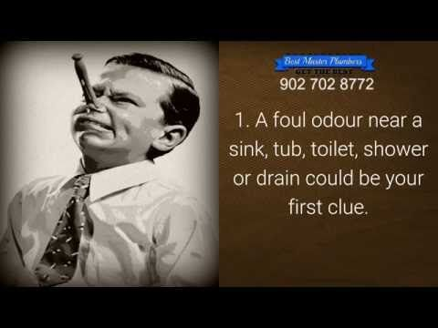 5 Ways to Spot Clogged Toilet and Drain Problems Before They Happen | Halifax, NS | 902 702 8772 - YouTube