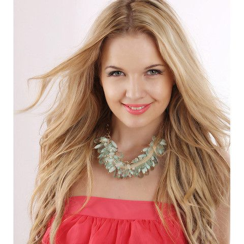 Vintage Crystal Link Chain Chokers Necklaces | Stylish Beth
