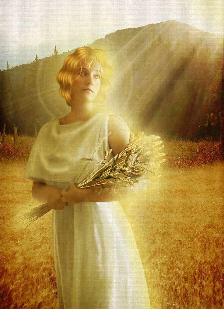 an introduction to the mythology of persephone and demeter Thus demeter, the goddess of agriculture, rejoices when persephone visits her and during the other half of the year mourns and refuses to let plants grow, which explains the change of seasons.