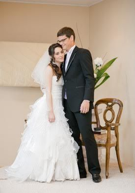 Vestido novia arriane. detalles que distinguen