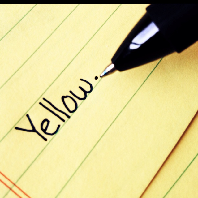 Yellow by Coldplay<3