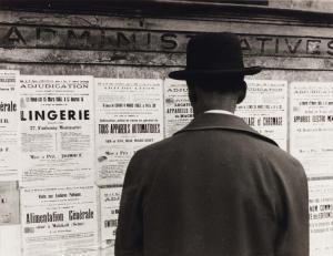 Pierre Parente, Les Affiches