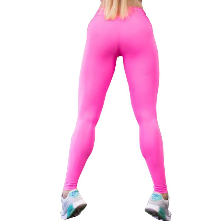 Women Yoga Pants Sexy Yoga Tights Slim Hips Elastic Compression Tights Gym Running Leggings Workout Sports Pants