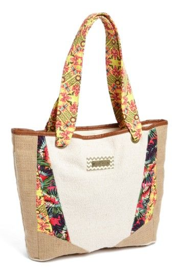 Free Shipping And Returns On Maaji Beach Bag At Nordstrom Ious Enough For Your Towel Suit Paperback A Pattern Mixing Tote Trac