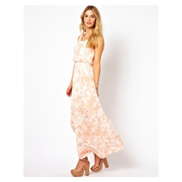 FLASH SALE ASOS Vila Maxi Dress beautiful printed maxi dress from ASOS by Vila ASOS Dresses Maxi