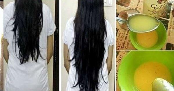 Esta receita vai estimular o crescimento do seu cabelo em 2 semanas com resultado - Mais Estilosa
