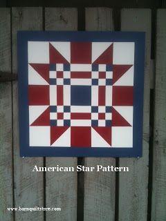 The BarnQuiltStore Blog: Another New Barn Quilt in Adairsville, GA!