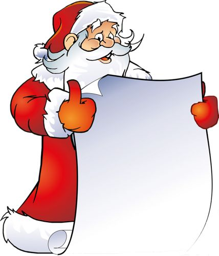 CHRISTMAS SANTA *