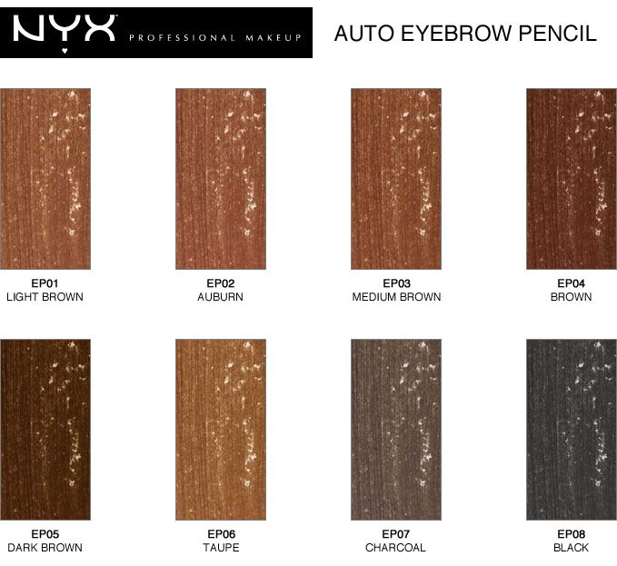 Micro Brow Pencil by NYX Professional Makeup #13