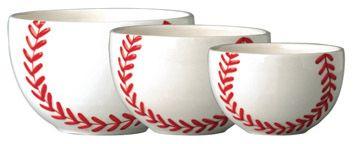 baseball bowls :)