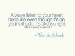 ♥: Sweet Movie Quotes, The Notebooks, Life, Heart, Notebooks 333333333, Thenotebook, Living, Love Quotes, Inspiration Quotes