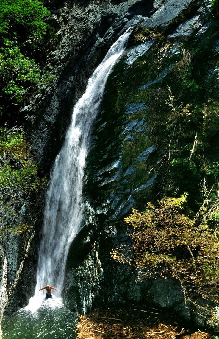 20020800 Fonias waterfall, Samothrace island Thrace Greece - Σαμοθράκη