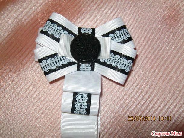 Вот такие заказы я сделала на 1 сентября  Это всем известные броши-галстуки, спасибо Ирине Ельчаниновой за идею Всем кто заглянул спасибо за внимание!