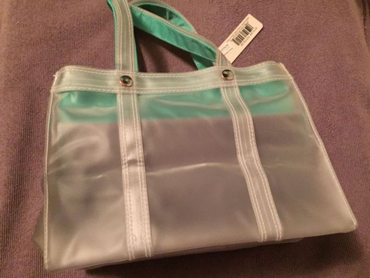 Alan Stuart travel cosmetic bag Totes and Shoppers