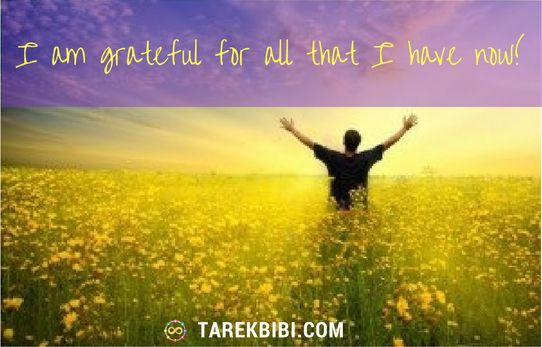Comment yes to be in the #gratitude #vortex & download this #affirmation into your #subconscious mind:  I Am grateful for all that I have now!  Would you like an #InfinityHealing to be in gratitude which allows you to experience more abundance? Then join our miracle journal group here: