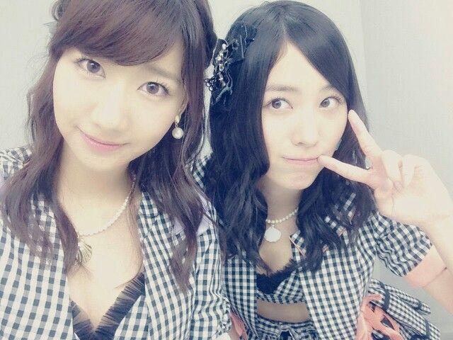 Yukirin & Matsui Jurina