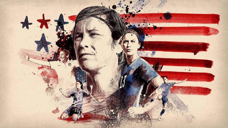 FOX Sports 1 - FIFA Women's World Cup 2015  STATE Design Credits: Creative Director - Marcel Ziul Producer: Alex dos Santos General Manager: Tais Marcelo Art…