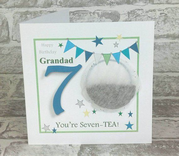 Personalised 70th Birthday Card With 1950 Sixpence In Britain Etsy 70th Birthday Card 70th Birthday Birthday Cards