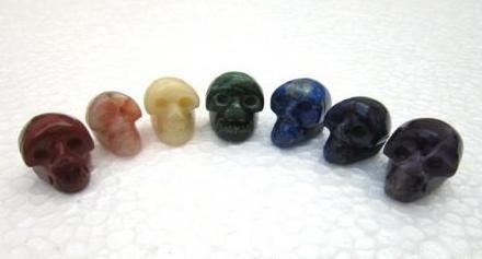 Chakra Skulls 10