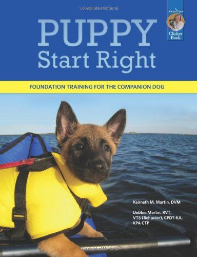 "With almost 200 pages, corresponding photos, and step-by-step instructions, Puppy Start Right is the ideal book for fostering and enhancing a ""parenting relationship"" among people and their dogs! This book is a great resource for all dog parents, dog trainers, puppy socialization class instructors, shelters, and adoption agencies. Whether you are raising a new puppy, …"