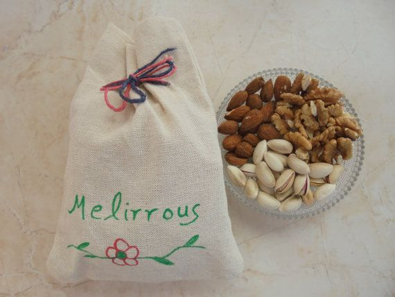 Mixed Fresh Raw Greek Nuts All Natural Fresh Nuts by MelirrousBees
