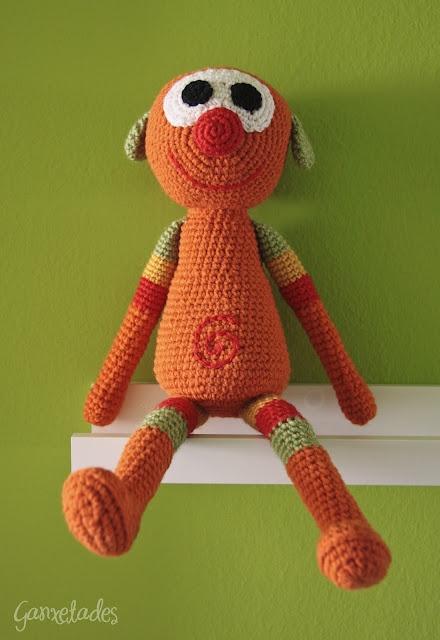 Mic ganxet-crochet