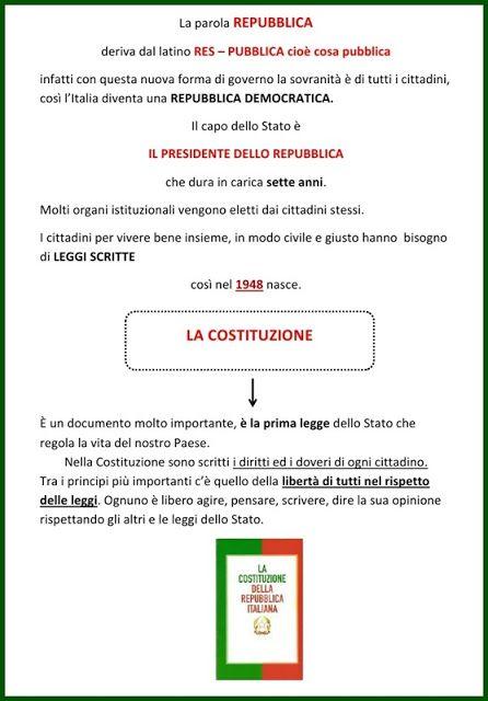 Risultati immagini per schede didattiche costituzione for Costituzione parlamento italiano