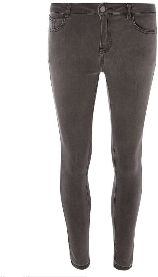 Petite Grey Premium Bailey jeans