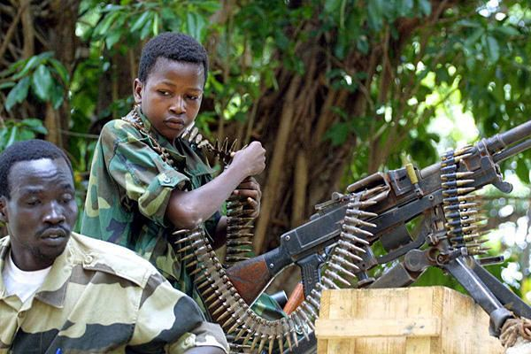 Joseph Kony and the Lord's Resistance Army