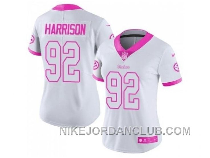 http://www.nikejordanclub.com/womens-nike-pittsburgh-steelers-92-james-harrison-limited-rush-fashion-pink-nfl-jersey-2knna.html WOMEN'S NIKE PITTSBURGH STEELERS #92 JAMES HARRISON LIMITED RUSH FASHION PINK NFL JERSEY 2KNNA Only $23.00 , Free Shipping!