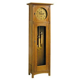 and this is the Grandfather clock I want just in case someone wants to buy for me :-)