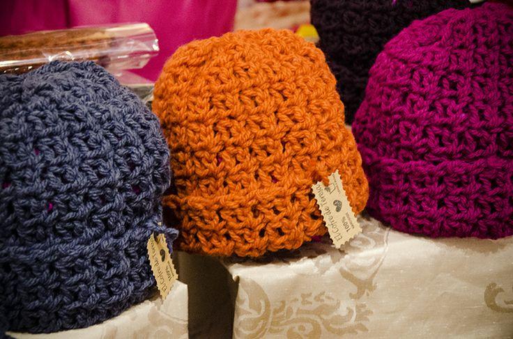 Gorros lana