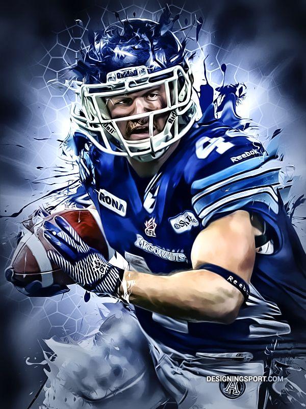 Chad Kackert, Toronto Argos (Ret.)