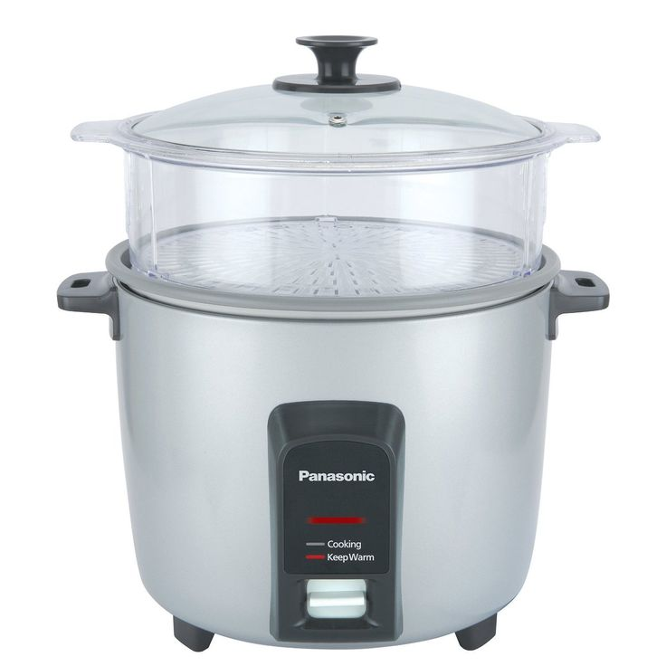 Panasonic 12-Cup Rice Cooker and Steamer